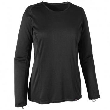 Patagonia Women's Capilene Midweight Shirt - Black