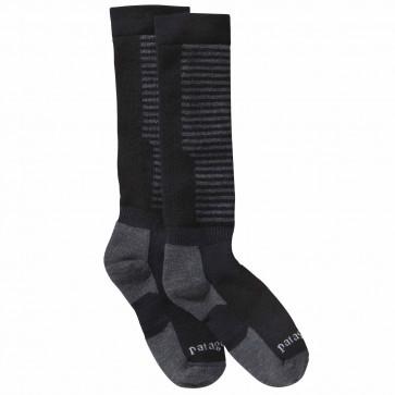 Patagonia Midweight Ski Socks - Black