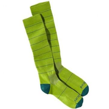 Patagonia Ultra Lightweight Snow Socks - Peppergrass Green