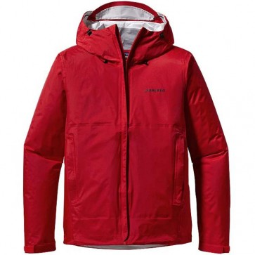 Patagonia Torrentshell Jacket - French Red