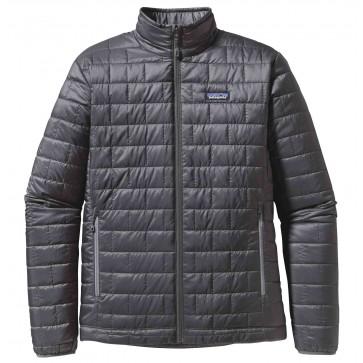 Patagonia Nano Puff Jacket - Forge Grey