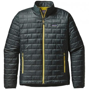 Patagonia Nano Puff Jacket - Carbon