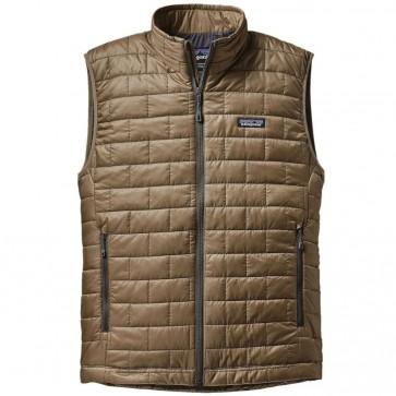 Patagonia Nano Puff Vest - Ash Tan