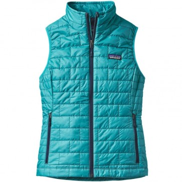Patagonia Women's Nano Puff Vest - Epic Blue