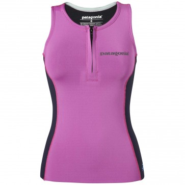 Patagonia Wetsuits Women's R1 Vest - Ikat Purple