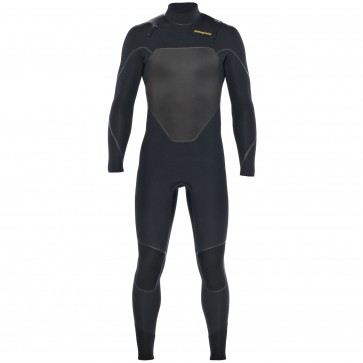 Patagonia R3 Yulex/Nexkin Chest Zip Wetsuit - Black