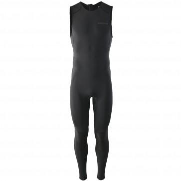 Patagonia R1 Lite Yulex 2mm Long John Wetsuit - Black