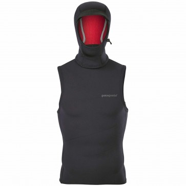 Patagonia Wetsuits Yulex Water Heater Hooded Vest