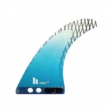 FCS II Fins Tool-Less Longboard Fin Technology