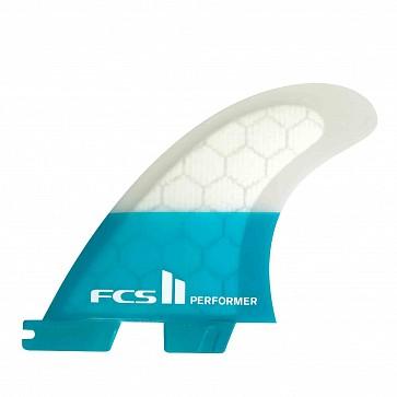 FCS II Fins Performer PC Extra Small Tri Fin Set