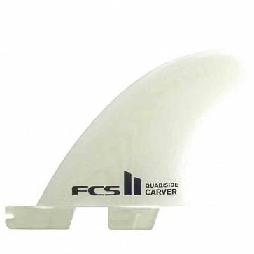 FCS II Fins Carver PG Side Bites Fin Set