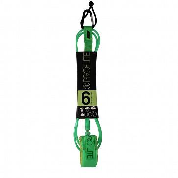 Pro-Lite Comp Leash - Neon Green/Green