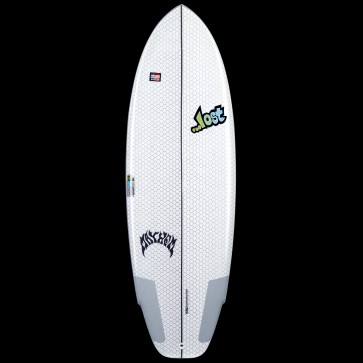 Lib Tech Puddle Jumper Surfboard 5'9 x 21 1/2 x 2 5/8 Surfboard