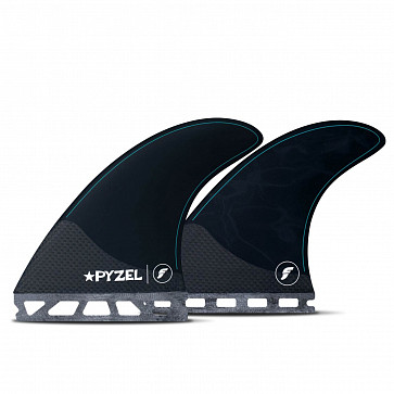 Futures Fins Pyzel Tri-Quad Fin Set - Medium