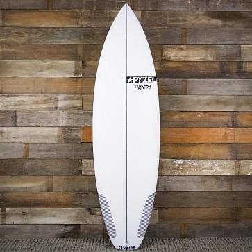 Pyzel Phantom 5 '11 x 19 3/4 x 2 1/2 Surfboard - Deck