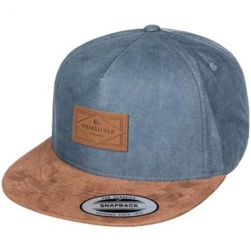 Quiksilver Fineline Hat - Navy Blazer