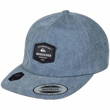 Quiksilver Solorbrite Hat - Navy Blazer
