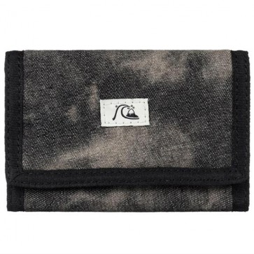 Quiksilver Scanner Wallet - Black