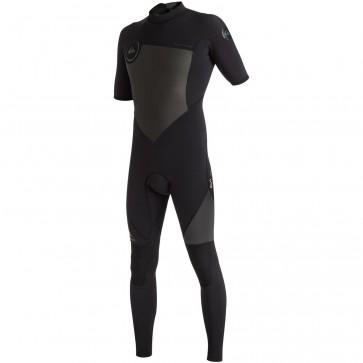Quiksilver Syncro 2mm Short Sleeve Back Zip Wetsuit