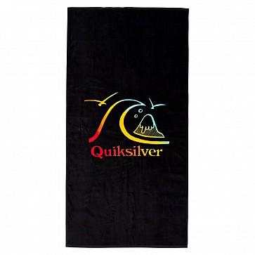 Quiksilver Freshness Towel - Dobby Black