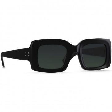Raen Flatscreen Sunglasses - Black/Green