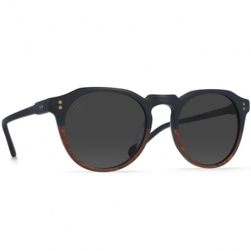 Raen Remmy Polarized Sunglasses - Burlwood/Black