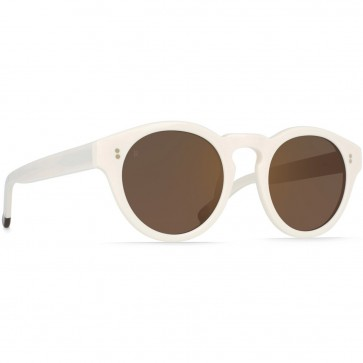 Raen Parkhurst Sunglasses - Bone/Copper Mirror