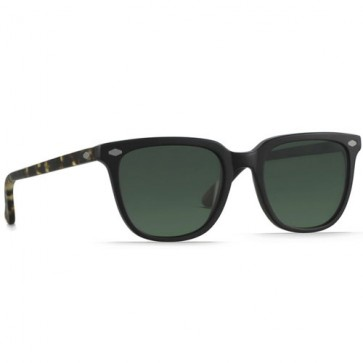 Raen Arlo Polarized Sunglasses - Matte Black/Matte Brindle Tortoise