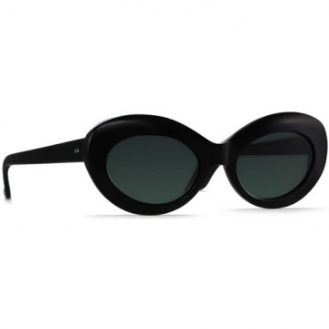 Raen Ashtray Sunglasses - Black/Green