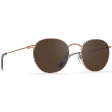 Raen Benson Sunglasses - Rose Gold Rosé/Silver Mirror