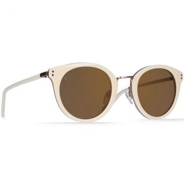 Raen Potrero Sunglasses - Bone/Rose Gold/Copper Mirror