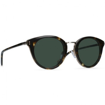 Raen Potrero Sunglasses - Brindle Tortoise/Japanese Gold/Green
