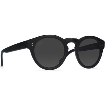 Raen Parkhurst Polarized Sunglasses - Matte Black/Smoke