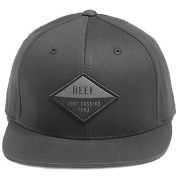 Reef Connect Fitted Hat - Black