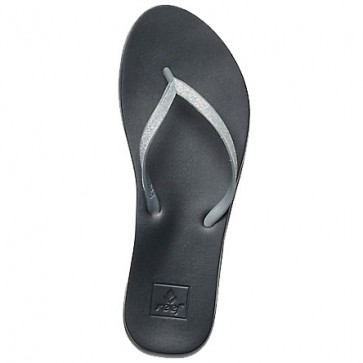 40eafde11843 Reef Women s Cushion Bounce Stargazer Sandals - Silver - Cleanline Surf