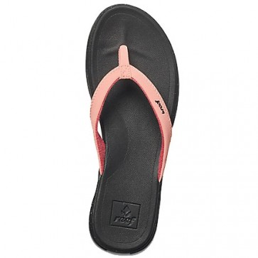 Reef Women's Rover Pop Sandals - Bright Coral