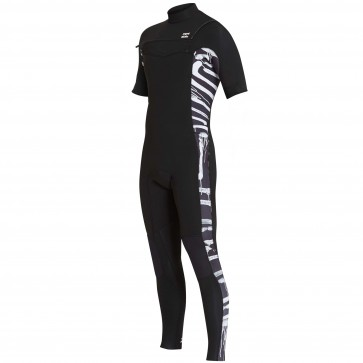 Billabong Furnace Revolution 2mm Wetsuit - Black Print