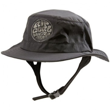 Rip Curl Tidal Surf Water Hat - Black