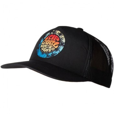 Rip Curl Women's Super Wetty Trucker Hat - Black