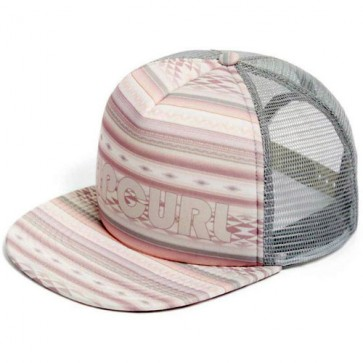 Rip Curl Women's Surf Bandit Trucker Hat - Desert Rose