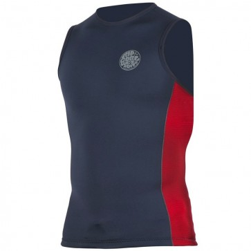 Rip Curl Wetsuits Aggrolite 1.5mm Vest - Navy