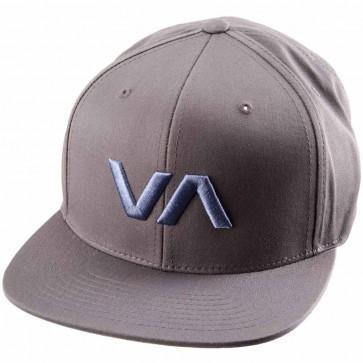 RVCA VA II Hat - Grey Blue
