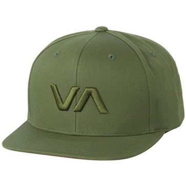 RVCA VA II Hat - Olive