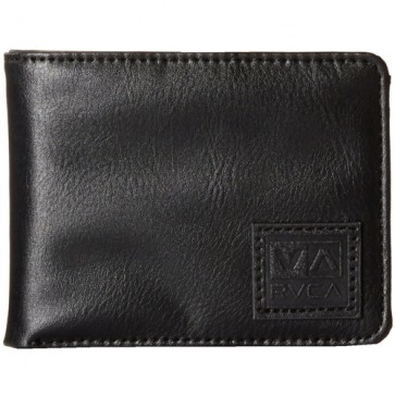 RVCA Wells Wallet - Black