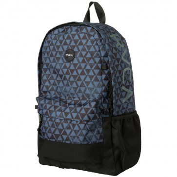 RVCA Frontside Print Backpack - Navy