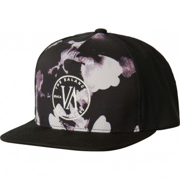RVCA Women's Crushing Trucker Hat - Floral