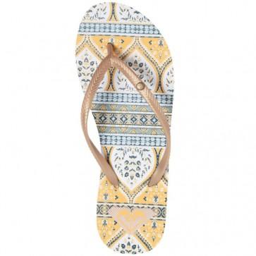 Roxy Women's Bermuda II Sandals - Gold
