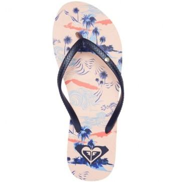 Roxy Women's Bermuda II Sandals - Peach Parfait