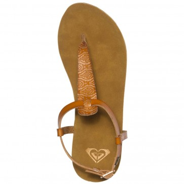 Roxy Women's Stinson Sandals - Rose Gold