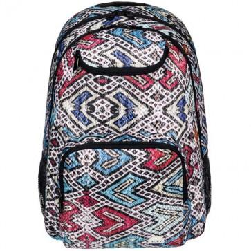 Roxy Women's Shadow Swell Backpack - Regata Souring Eyes